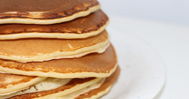 Hemligheten för att få de perfekta pannkakorna