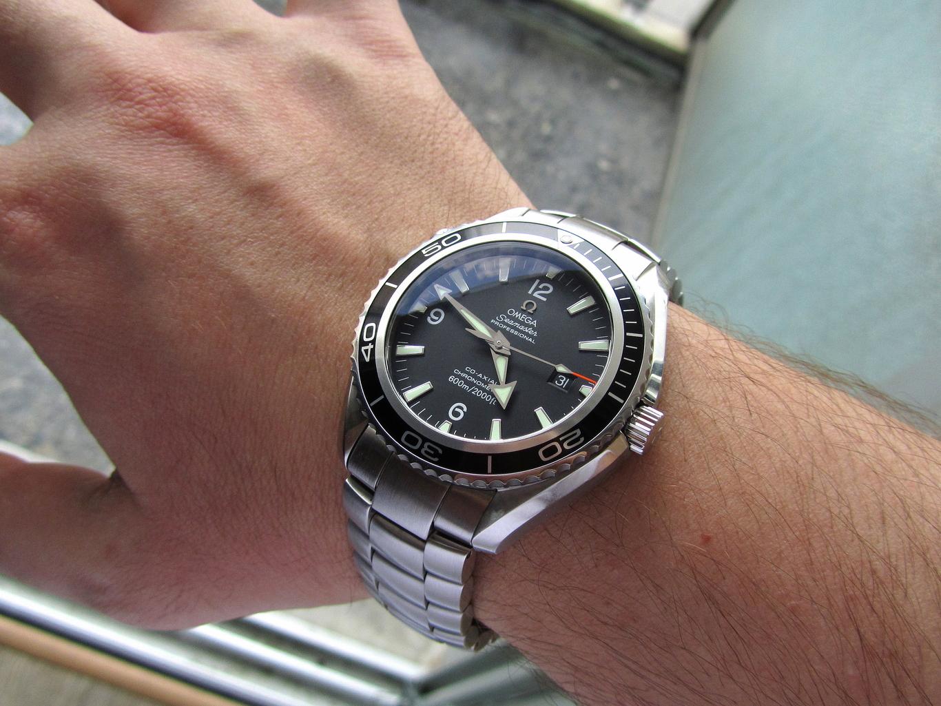 Ska berätta lite om min Omega-klocka