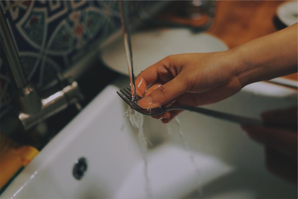 Att städa eller icke städa