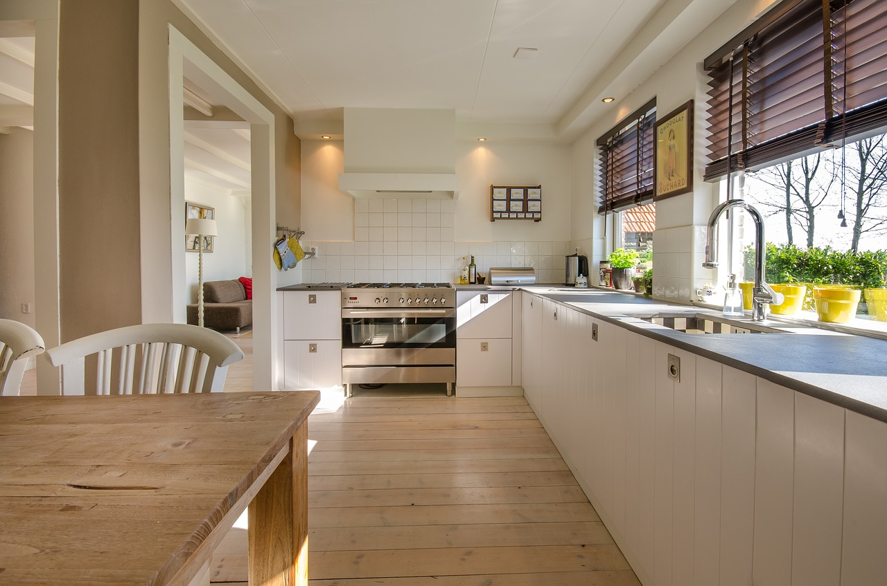 Ett nytt kök med enkla medel